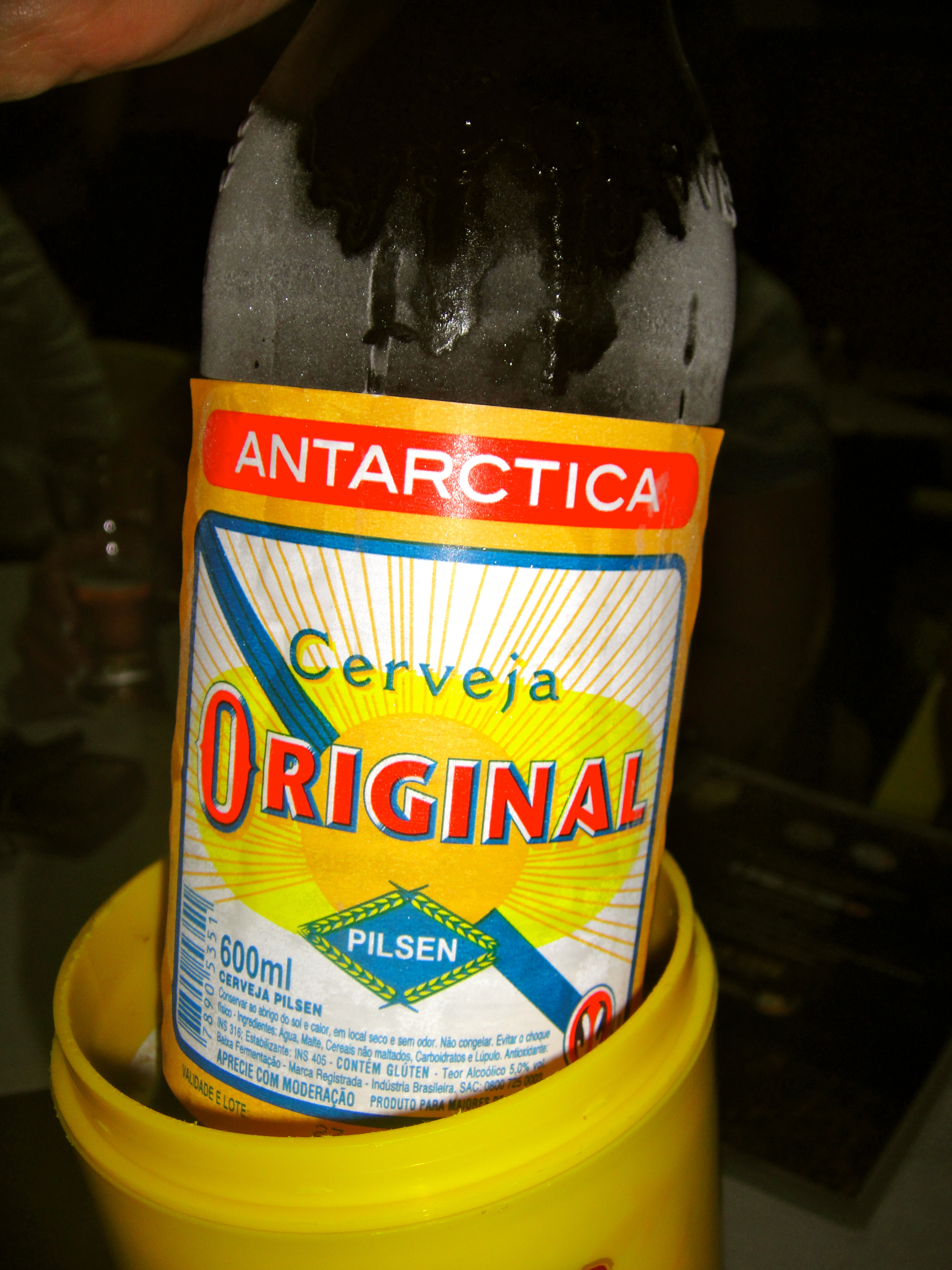 Are You Sure We Aren T In Antarctica Brazilian Beer