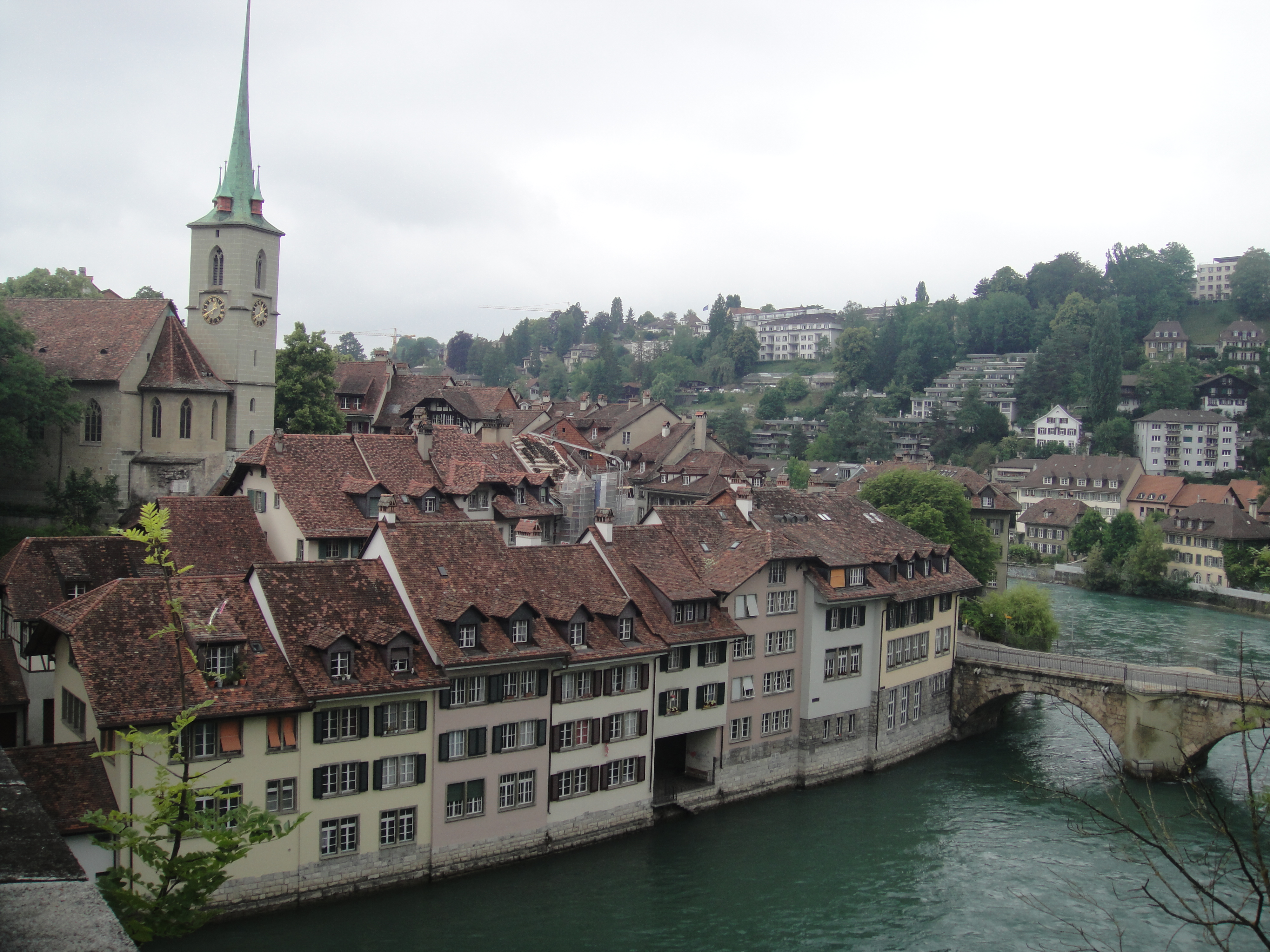Bern Switzerland 6 Both Quintessential Swiss Has A Lovely River And Traditional Architecture Stop If You Get Anywhere Near To See The Streets