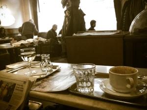 Ambience at Café