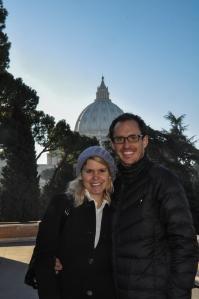The Vatican, December 2012